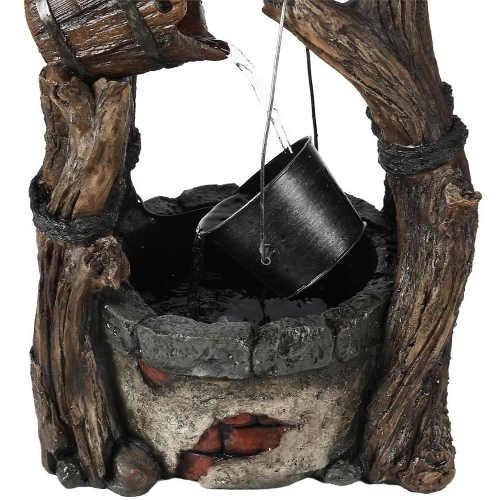 Kašna na zahradu stará studna