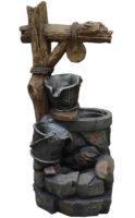 Zahradní kašna studna z umělého kamene