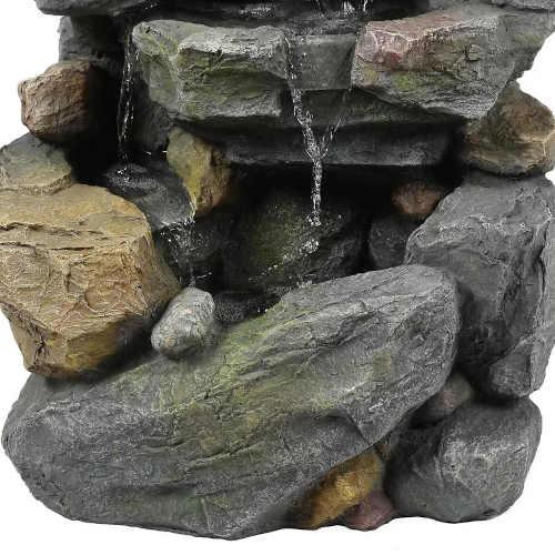 fontána do zahrady s mlýnkem