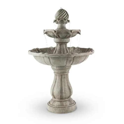 Okrasná fontána do bytu i zahrady