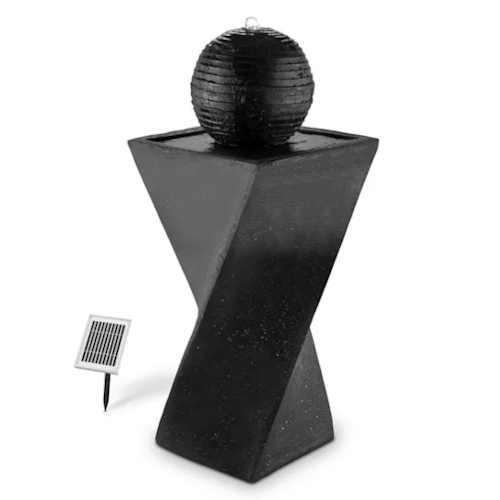 fontána solární z odolného materiálu